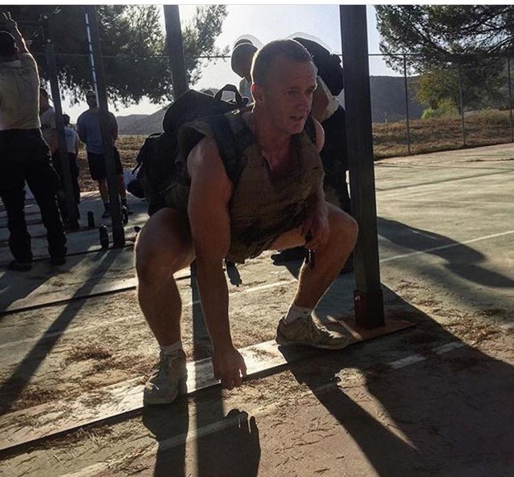 Jeff training